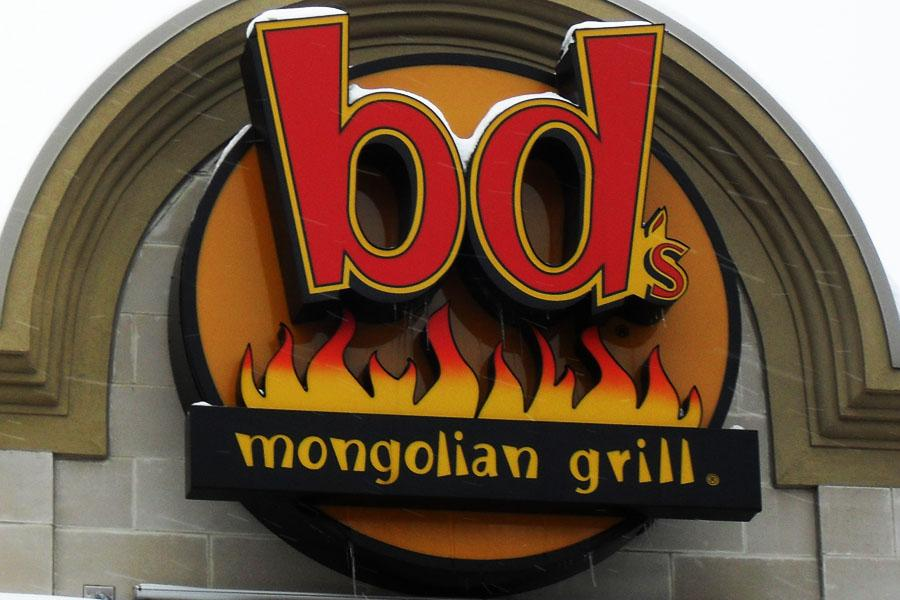 BD's Mongolian Grill sends your taste buds on vacation