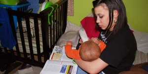 Teen pregnancy, parenthood make finishing school difficult