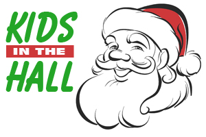 KIDS IN THE HALL:  Christmas wishes for Santa