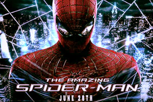 'Amazing Spider-Man' mixes romance and action