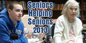 Both kinds of seniors benefit from special week