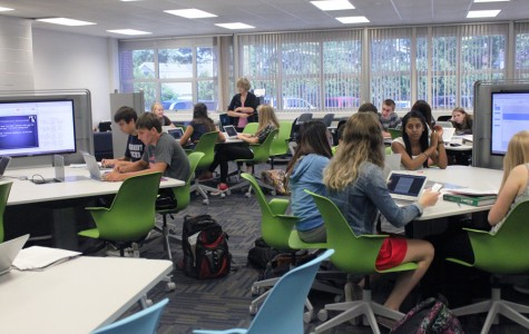 21st Century Classroom excites students and staff while encouraging collaboration