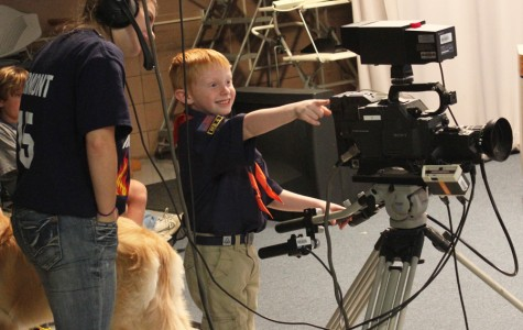 Lights! Camera! Cub Scouts!