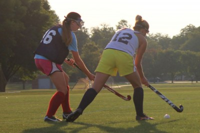 Girls' field hockey gallery