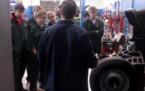 Auto Tech program trains mechanics for high-tech field