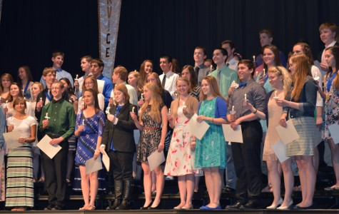 National Honor Society sets bar high for new members