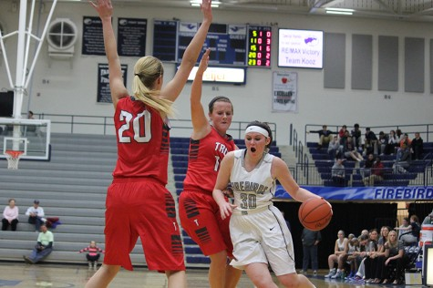 Girls' Basketball team reloads and proves its worth with 4-1 start