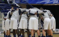At 14-2, the Boys' Varsity Basketball team sits atop the GWOC