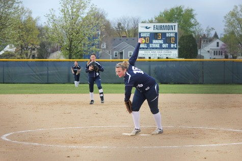 Fairmont v. Wayne Varsity Softball
