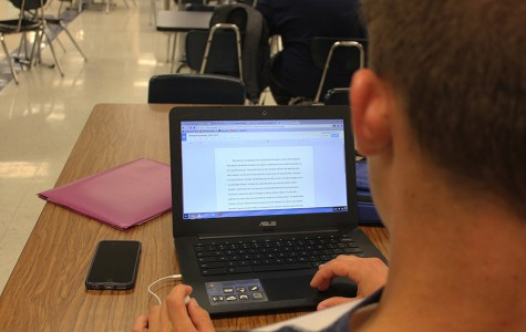 Chromebooks create change and a new way of learning in the Kettering district