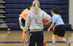 The young Fairmont Girls' Basketball team looks to fulfill high expectations
