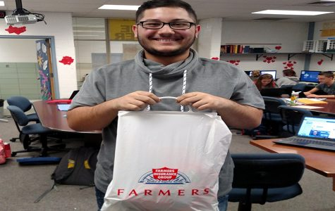 Flyer Staff Member of the Month: Zyad Ismael