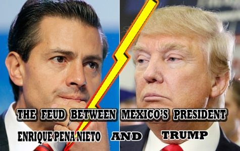 Donald Trump meets with president of Mexico to discuss wall