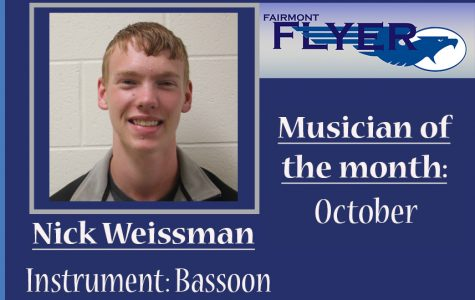 October Musician of the Month: Nick Weissman