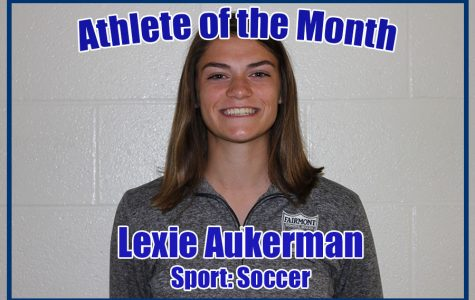 October Female Athlete of the Month: Lexie Aukerman