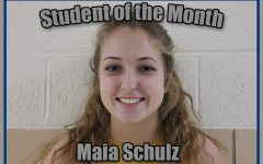 November Student of the Month: Maia Schulz