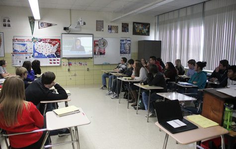 Government classes during presidential election years