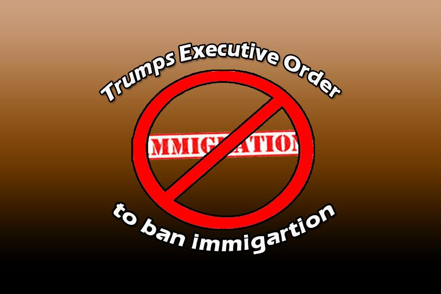 President Trump introduces a new executive order for an intense immigration ban.