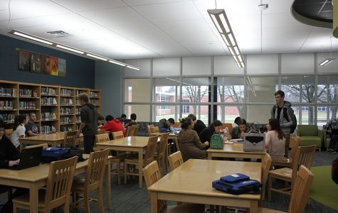 Fairmont's library surpasses the norm and continues to evolve