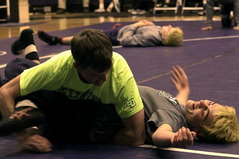Firebird wrestlers eager to grapple their way back to state