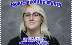 March Musician of the Month: Taylor Siebert