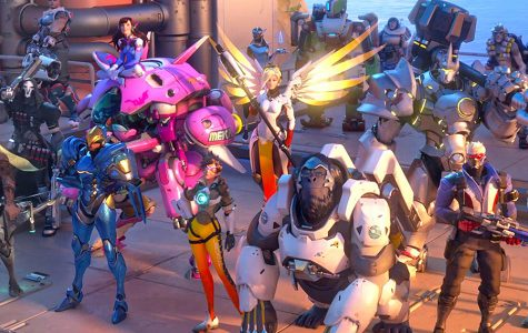 'Overwatch' continues to take over gaming world in 2017