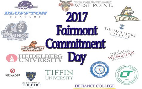Fairmont Unveils 1st Annual Firebird Commitment Day for Future Collegiate Athletes