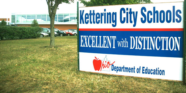 Kettering School District breathes easier since levy passed