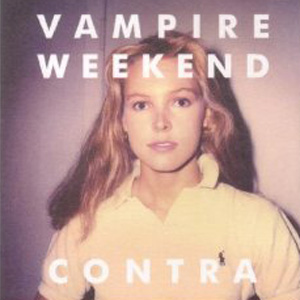 'Contra' offers Vampire Weekend's eclectic mix