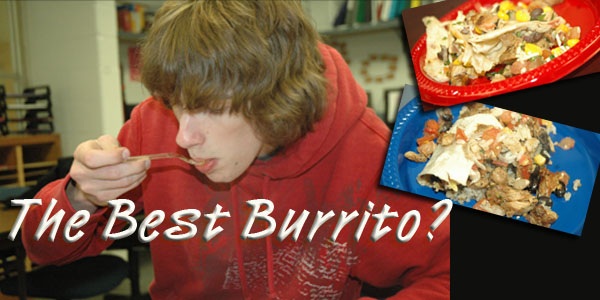 Chipotle dominates Hot Head Burrito in FHS taste challenge