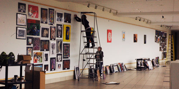 N2 Art Select Exhibit opens with reception on Tuesday