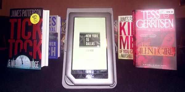 eReaders bring a new perspective to reading