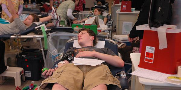 Fairmont sets goal to collect 200 pints in Blood Drive