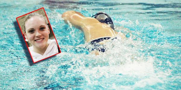 Roaring through pool earns Rohr a Miami scholarship