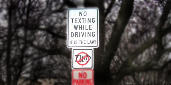 Kettering bans the dangerous act of texting while driving