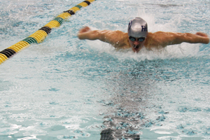 FHS swimmers and divers make waves in GWOC