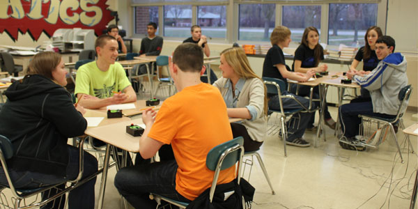 FHS Academic Team matches wits with area schools