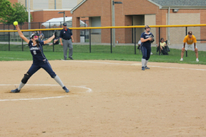 Softball team finishes rebuilding year with 6-16 record