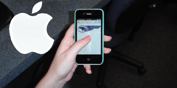 Fairmont students take a big byte of Apple products