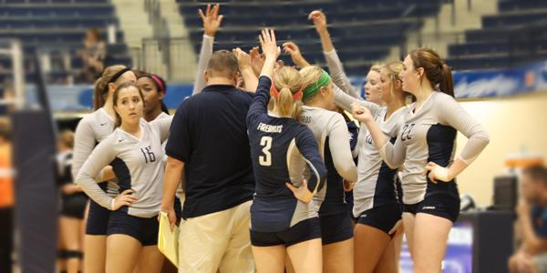 Varsity Girls' Volleyball team sets sights on regionals