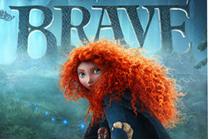 'Brave' princess offers laughs and a lesson