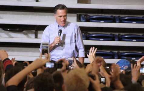 Romney visit to FHS brings chaos and opportunities