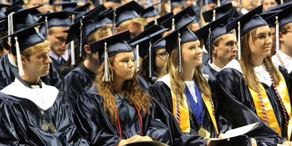 Fairmont seniors graduate with pride on May 22, 2013