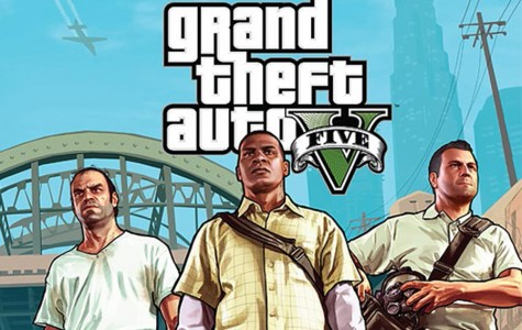 'Grand Theft Auto V' steals the show