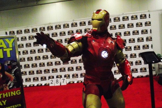 Fan shows his hard work in a marvelously made Iron Man suite