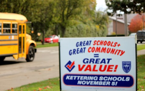 Kettering residents will head to the polls on Nov. 5 to vote on the upcoming levy.