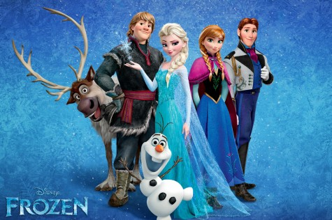 """Frozen,"" Disney"