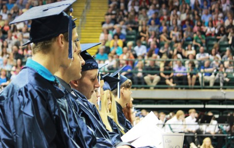 Fairmont commencement speakers urge the Class of 2014 to make the most of their time
