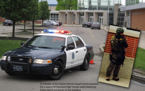 Bomb threat forces Fairmont evacuation, but police find nothing in search