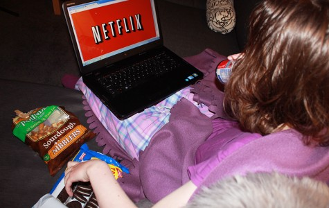 Netflix encourages binge watching by bringing subscribers thousands of movies and shows
